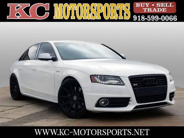 2011 Audi S4 for sale in Tulsa, OK