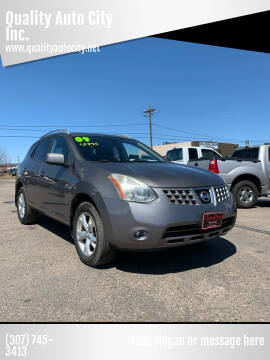 2009 Nissan Rogue for sale at Quality Auto City Inc. in Laramie WY