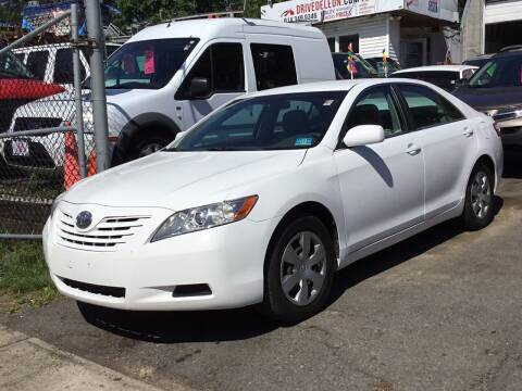 2009 Toyota Camry for sale at Drive Deleon in Yonkers NY
