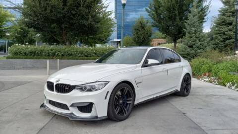 2016 BMW M3 for sale at Classic Car Deals in Cadillac MI