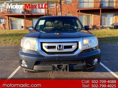 2011 Honda Pilot for sale at Motor Max Llc in Louisville KY