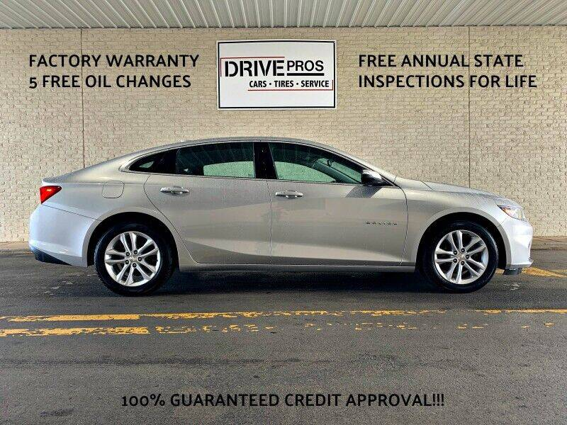 2017 Chevrolet Malibu for sale at Drive Pros in Charles Town WV