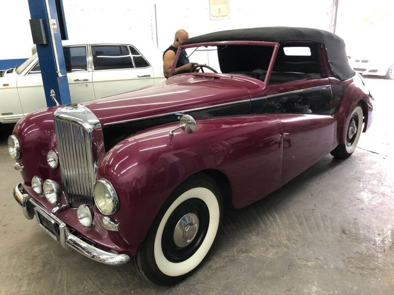 1948 Bentley Azure for sale at Prestigious Euro Cars in Fort Lauderdale FL