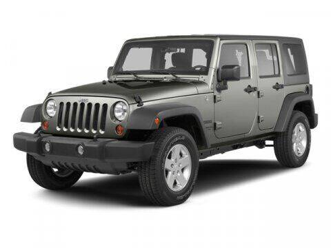 2013 Jeep Wrangler Unlimited for sale at DON'S CHEVY, BUICK-GMC & CADILLAC in Wauseon OH
