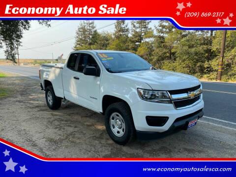 2016 Chevrolet Colorado for sale at Economy Auto Sale in Modesto CA