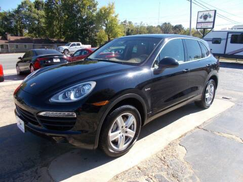 2014 Porsche Cayenne for sale at High Country Motors in Mountain Home AR