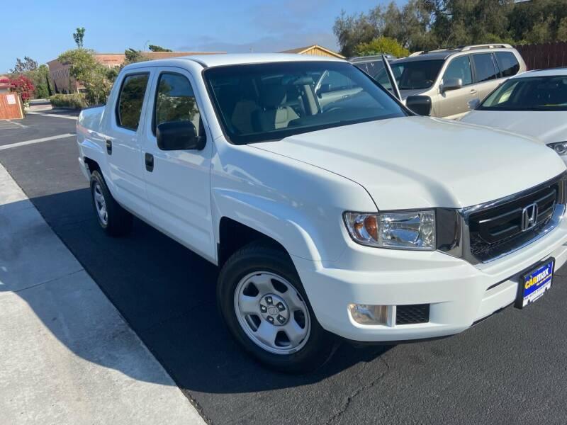 2010 Honda Ridgeline for sale at Coast Auto Motors in Newport Beach CA