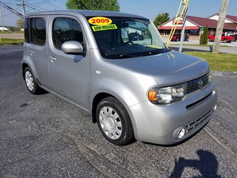 2009 Nissan cube for sale at Moores Auto Sales in Greeneville TN