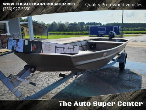 2019 SEA ARK MV1648 for sale at The Auto Super Center in Centre AL