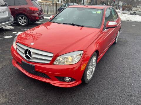 2008 Mercedes-Benz C-Class for sale at EMPIRE CAR INC in Troy NY