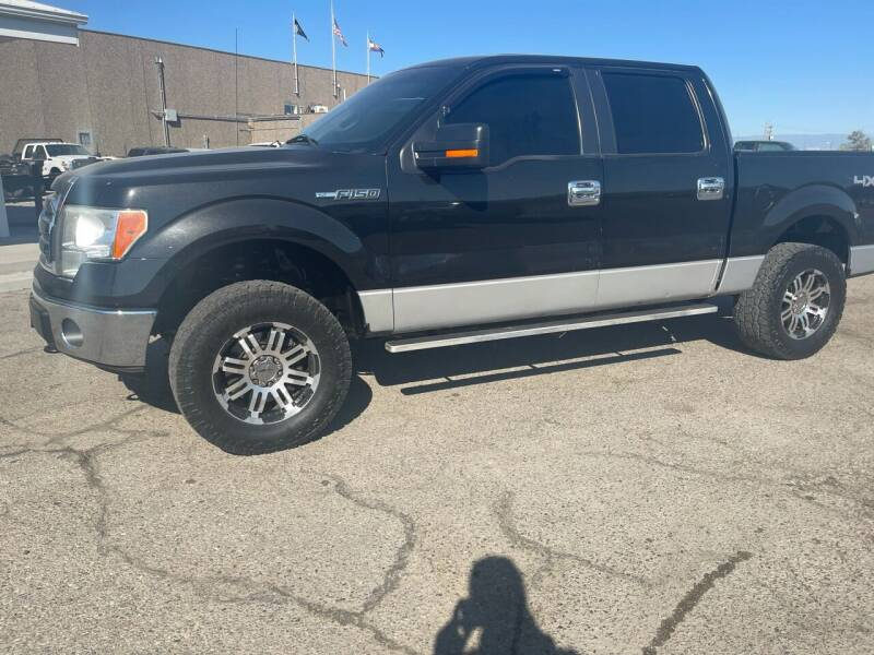 2011 Ford F-150 for sale at Mikes Auto Inc in Grand Junction CO