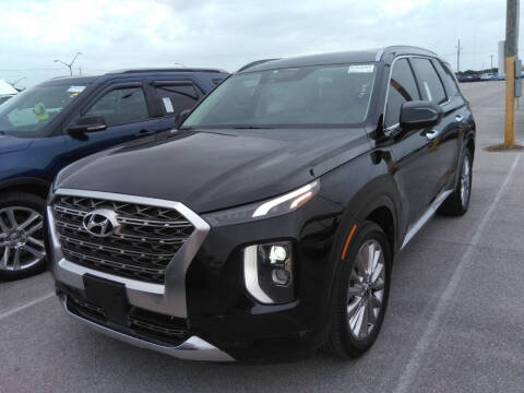 2020 Hyundai Palisade for sale at MG Auto Center LP in Lake Park FL
