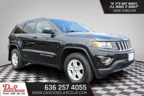 2014 Jeep Grand Cherokee for sale at Dave Sinclair Chrysler Dodge Jeep Ram in Pacific MO