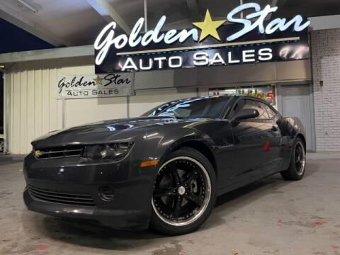 2014 Chevrolet Camaro for sale at Golden Star Auto Sales in Sacramento CA