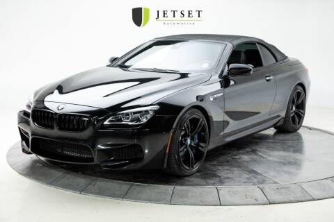 2016 BMW M6 for sale at Jetset Automotive in Cedar Rapids IA