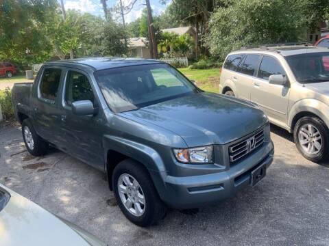 2006 Honda Ridgeline for sale at Sensible Choice Auto Sales, Inc. in Longwood FL