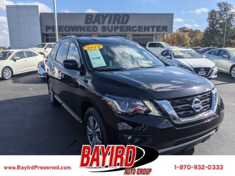 2019 Nissan Pathfinder for sale at Bayird Truck Center in Paragould AR