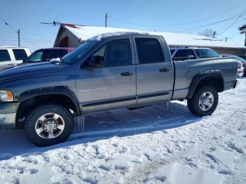 2005 Dodge Ram Pickup 2500 for sale at Dealz on Wheelz in Ewing KY