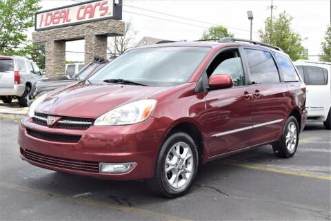 2005 Toyota Sienna for sale at I-DEAL CARS in Camp Hill PA