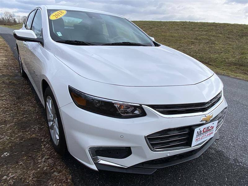 2018 Chevrolet Malibu for sale at Mr. Car City in Brentwood MD