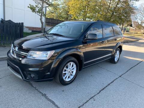 2013 Dodge Journey for sale at Eddie's Auto Sales in Jeffersonville IN