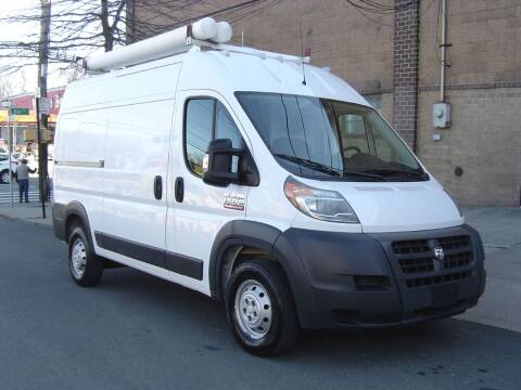 2016 RAM ProMaster Cargo for sale at Reliable Car-N-Care in Staten Island NY