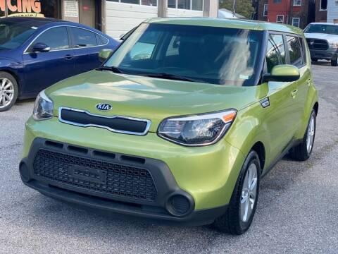 2015 Kia Soul for sale at IMPORT Motors in Saint Louis MO
