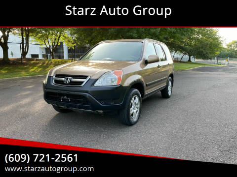 2003 Honda CR-V for sale at Starz Auto Group in Delran NJ