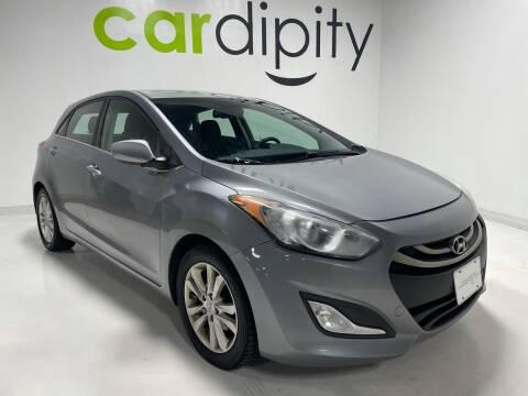2013 Hyundai Elantra GT for sale at Cardipity in Dallas TX