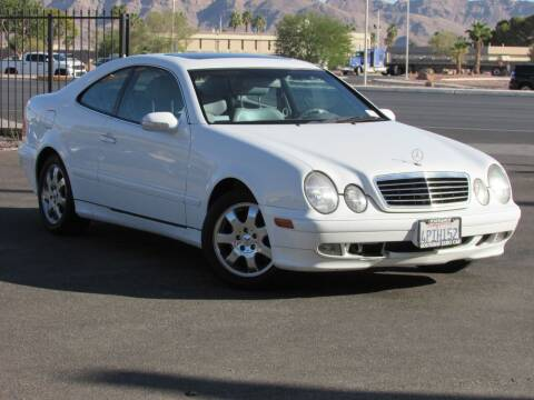 2001 Mercedes-Benz CLK for sale at Best Auto Buy in Las Vegas NV