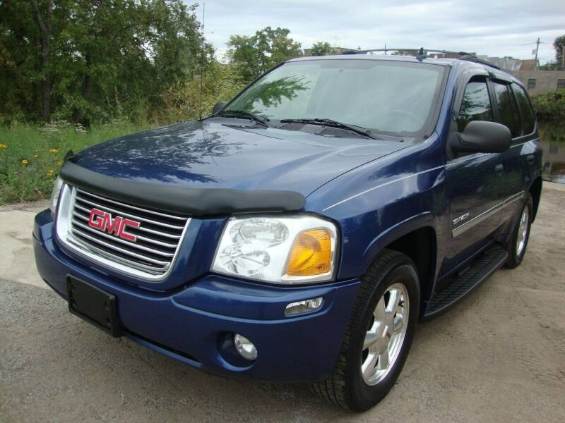 2006 GMC Envoy for sale at Discount Auto Sales in Passaic NJ