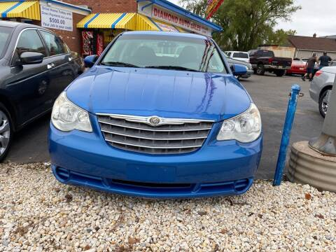 2007 Chrysler Sebring for sale at Diamond Auto Sales in Pleasantville NJ