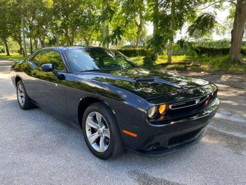 2019 Dodge Challenger for sale at DELRAY AUTO MALL in Delray Beach FL