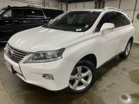 2014 Lexus RX 350 for sale at Sonias Auto Sales in Worcester MA