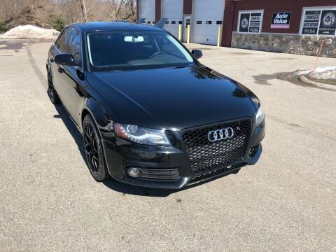 2011 Audi A4 for sale at Station 45 Auto Sales Inc in Allendale MI