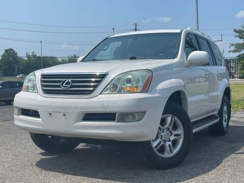 2005 Lexus GX 470 for sale at MAGIC AUTO SALES in Little Ferry NJ
