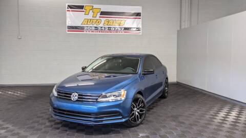 2016 Volkswagen Jetta for sale at TT Auto Sales LLC. in Boise ID