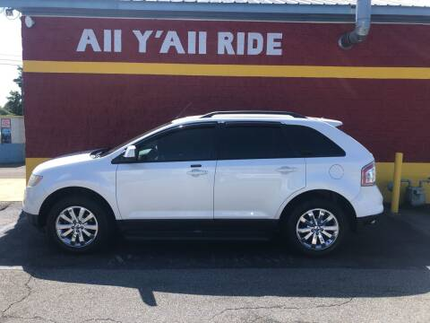 2010 Ford Edge for sale at Big Daddy's Auto in Winston-Salem NC