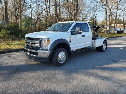 2019 Ford F-450 Extended Cab for sale at Deep South Wrecker Sales in Fayetteville GA
