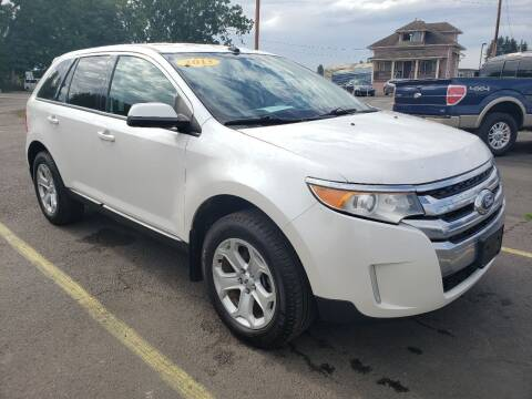 2013 Ford Edge for sale at Low Price Auto and Truck Sales, LLC in Brooks OR