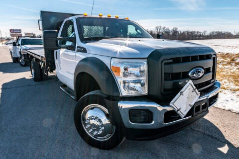 2015 Ford F-550 Super Duty for sale at Fruendly Auto Source in Moscow Mills MO