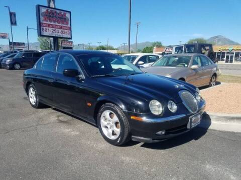 2001 Jaguar S-Type for sale at ATLAS MOTORS INC in Salt Lake City UT