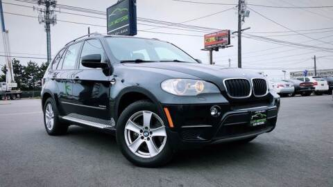 2011 BMW X5 for sale at Lux Motors in Tacoma WA