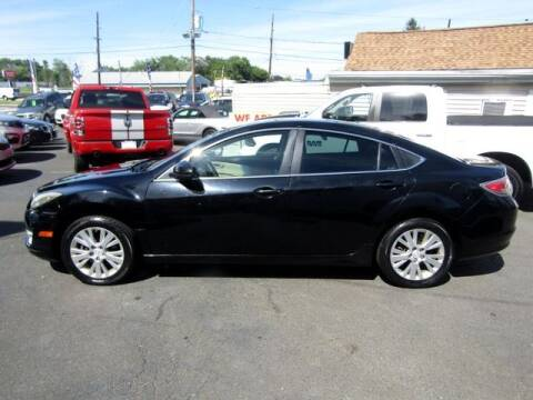 2010 Mazda MAZDA6 for sale at American Auto Group Now in Maple Shade NJ