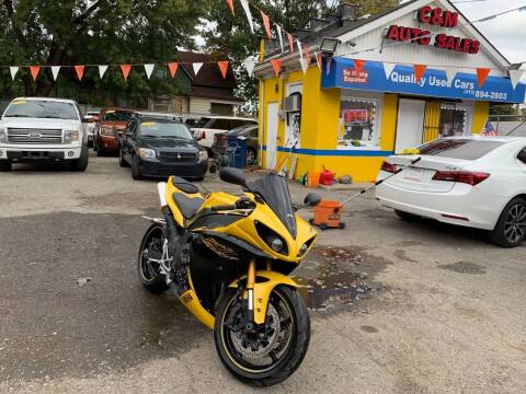 2009 Yamaha YZFR1 for sale at C & M Auto Sales in Detroit MI