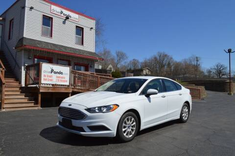 2018 Ford Fusion for sale at DrivePanda.com Joliet in Joliet IL