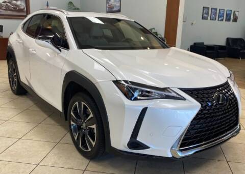 2021 Lexus UX 200 for sale at Adams Auto Group Inc. in Charlotte NC