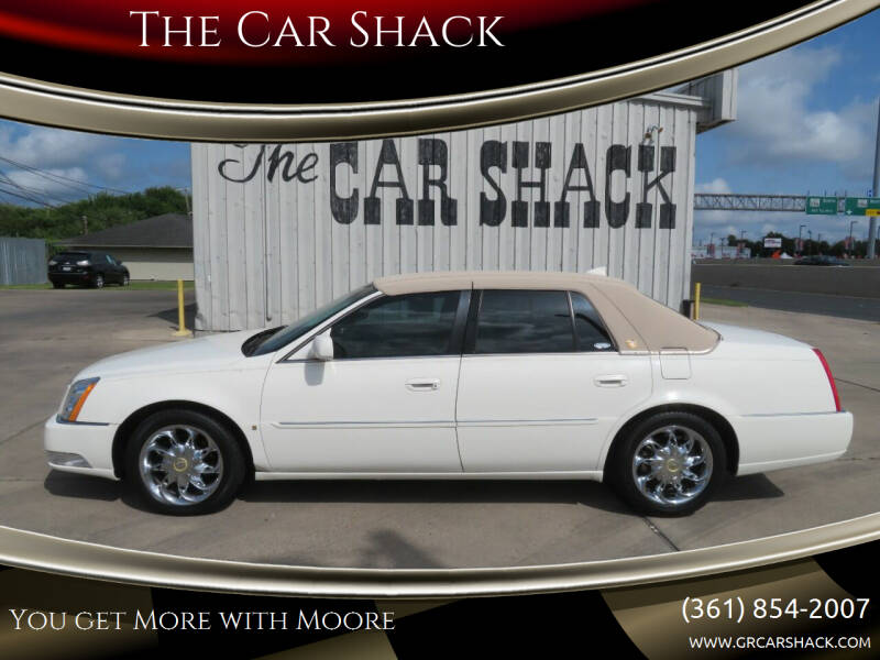 2010 Cadillac DTS for sale at The Car Shack in Corpus Christi TX
