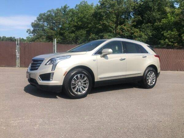 2017 Cadillac XT5 for sale at BARD'S AUTO SALES in Needmore PA