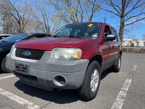 2005 Ford Escape for sale at JerseyMotorsInc.com in Teterboro NJ